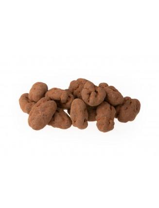 Chocolade pecan truffels melk