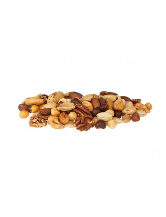 Gemengde noten gebrand zonder zout