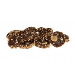 Krunchy dadel abrikozenschijfjes