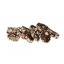 Dadel abrikozenschijfjes met havervlokken
