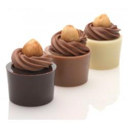 Hazelnoot bonbon puur 200 gram