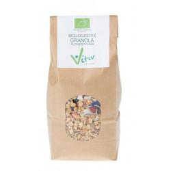 Granola flower power Biologisch