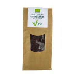 Cranberry met rietsuiker Biologisch